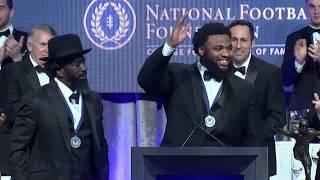Christian Wilkins Campbell Trophy Acceptance Speech