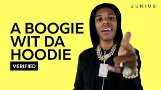 "A Boogie Wit Da Hoodie ""Say A"" Official Lyrics & Meaning 