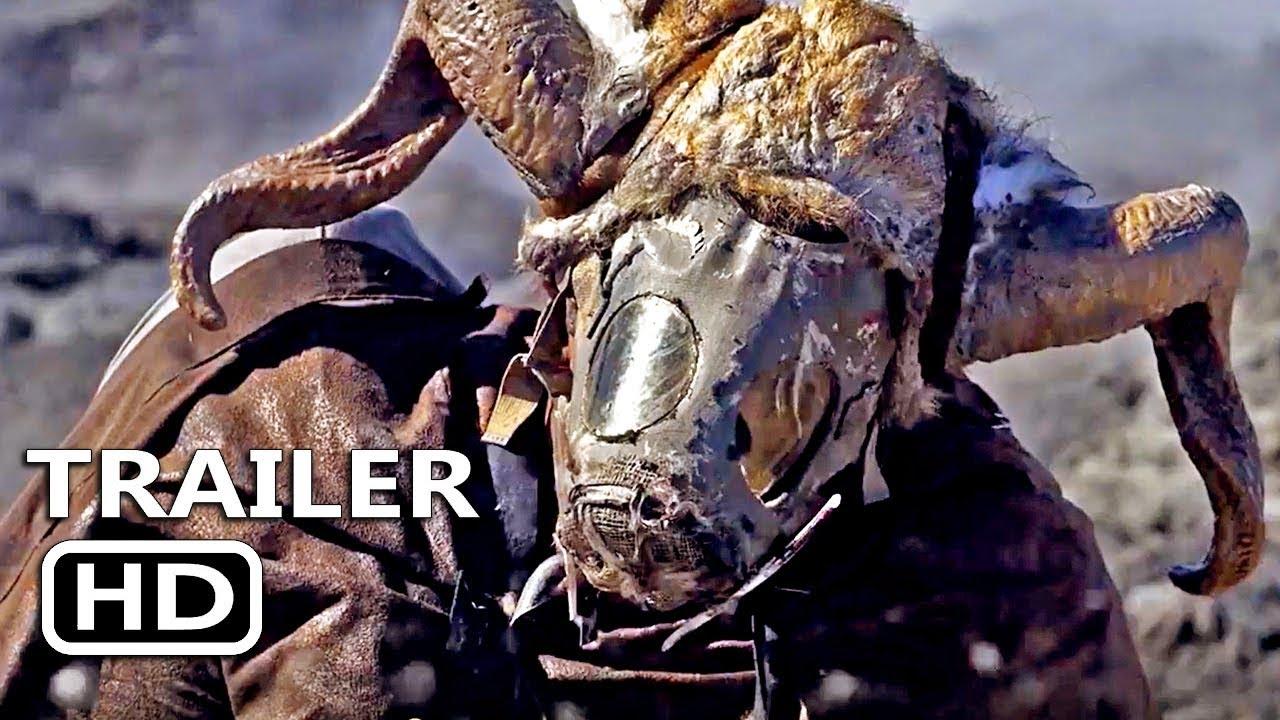 New horror movie: Wild Boar, 2019