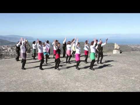 SICILIANISSIMA - Marilisa Music & dance - Coreografia ufficiale