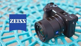 Zeiss 24mm F/1.8 Sonnar T* Lens Overview