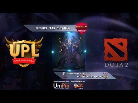 UniPin Professional League Dota 2 - Armored Project vs Louvre