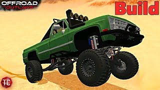 Off-Road Outlaws: MAXED OUT Chevy Squarebody, Realistic Build (Trophy Truck Suspension)