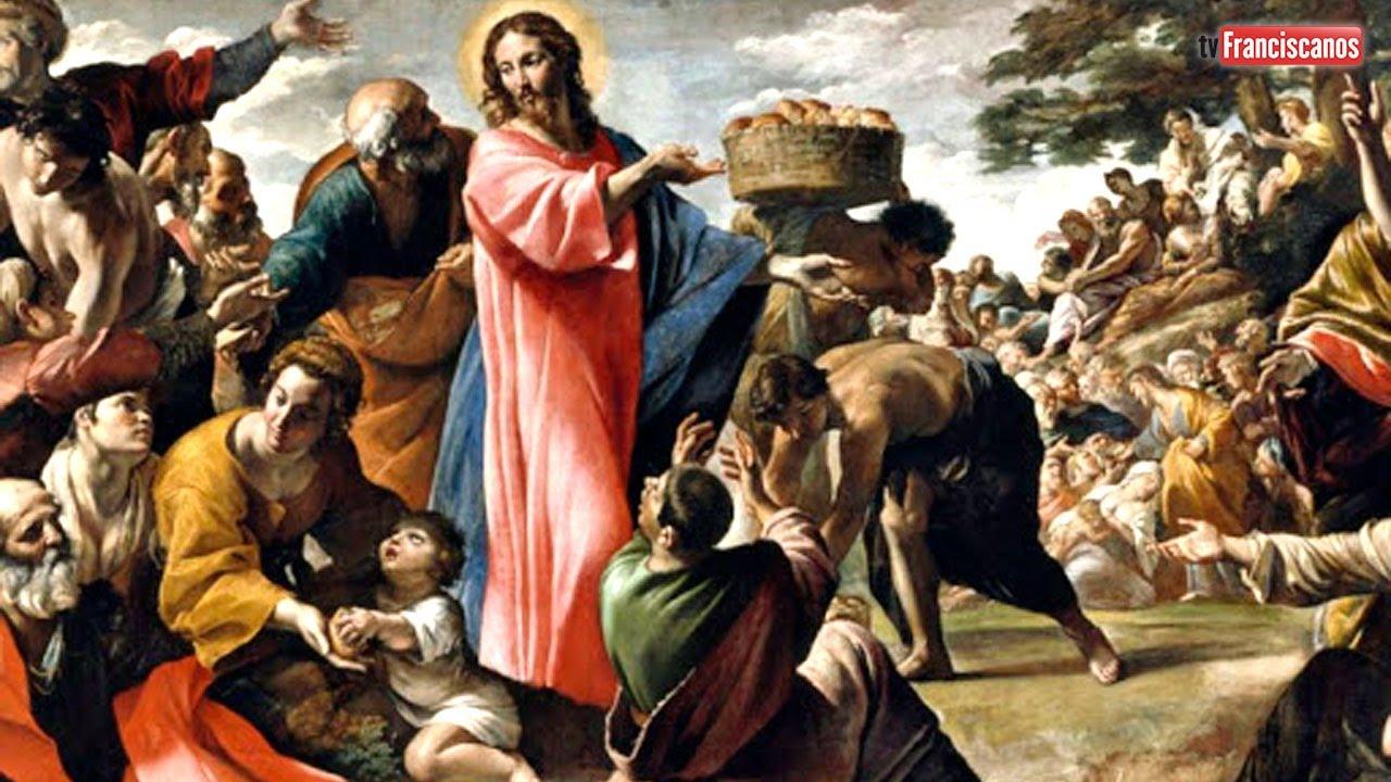 Caminhos do Evangelho   18º Domingo do Tempo Comum