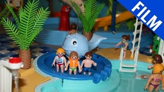 Playmobil Film Deutsch AUSFLUG IN DEN AQUAPARK