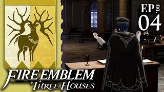 Fire Emblem: Three Houses :: Golden Deer :: EP-04 :: Learning Instruction