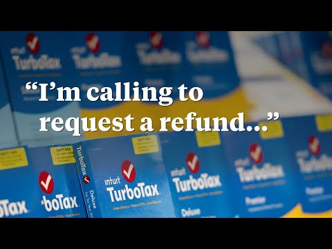 ProPublica: Listen to TurboTax Lie to Get Out of Refunding Overcharged Customers