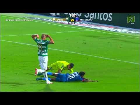 Resumen | Santos Laguna 0 - 2 Monterrey | LIGA Bancomer MX - Apertura 2018 - Cuartos de Final