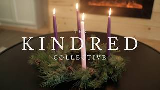 How- To Make Non-living And Living Advent Wreaths [DIY]