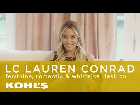 Kohl's Commercial for LC Lauren Conrad (2017) (Television Commercial)