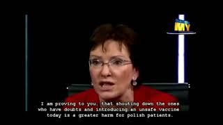 na temat szczepionki rok 2009 wehikul czasu