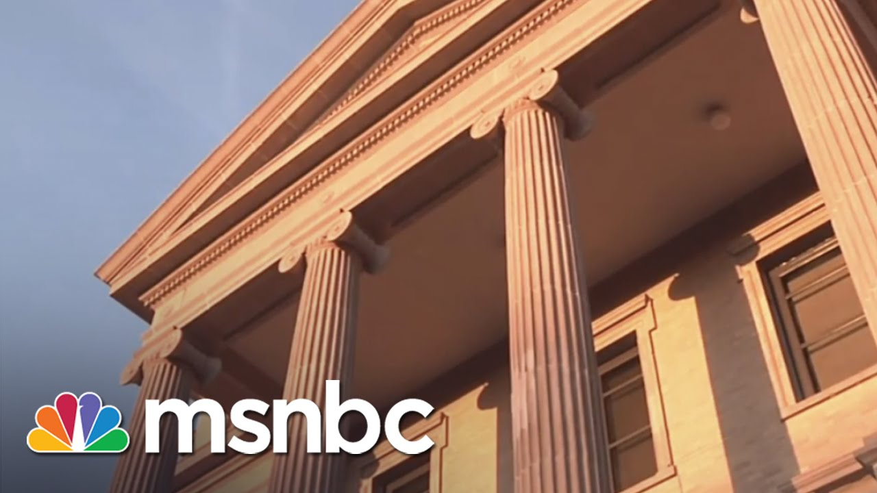 Texas A&M Students Reject 'Rick Perry' Building | Rachel Maddow | MSNBC thumbnail