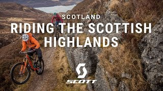 Riding the Scottish Highlands - Chasing Trail Ep. 23 by Scott Sports