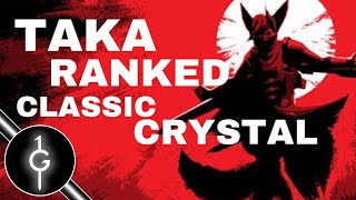 Vainglory School Day Taka Crystal Build | Going With An Old Build |Update 2.11 | Road To PoA