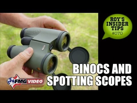 Binocs And Spotting Scopes
