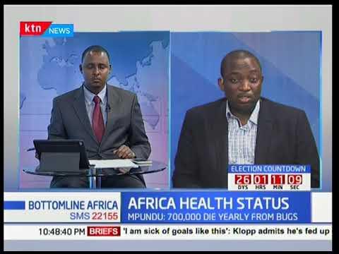 Bottomline Africa: Africa Health Status