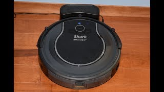 Shark Ion Robot 750 Robotic Vacuum - Voice Command Demo