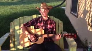 Josh Turner - Gravity (cover by Hunter Covington