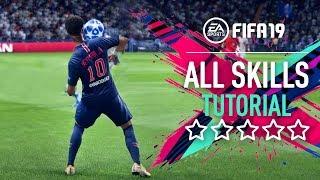 FIFA 19 | ALL 100 SKILLS TUTORIAL [PS4/XBOX ONE]