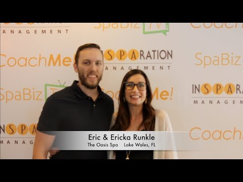 Eric & Erika Runkle - The Oasis Spa