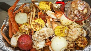 How To Make Seafood Boil In A Bag