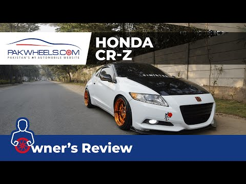 Honda CR-Z Owner's Review: Price, Specs & Features | PakWheels