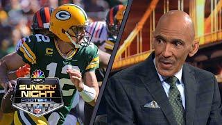 NFL Week 6 recap: Green Bay Packers 'own' Chicago Bears, Dallas Cowboys' OT win  | SNF | NBC Sports