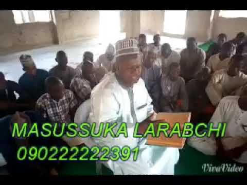 Sheikh Yahya Masussuka Larabchi 09022222391