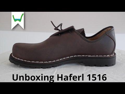 Haferlschuhe - Haferl 1516 Unboxing