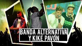 Banda Alternativa ft Kike Pavón - Tu Amor no lo cambio (Video Oficial)