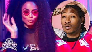 """Ciara's new song """"Level Up"""" is a message to Future?"""