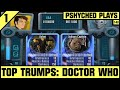 Top Trumps: Doctor Who 1 Full Play Through Part 1