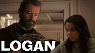 LOGAN  Official Trailer 2 Reaction & Review  Screen Time