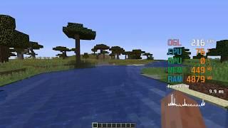 Minecraft Shader Test | rx460 + amd fx 6300 - Самые лучшие видео