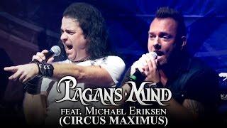 Pagan's Mind - Eyes of Fire (feat. Michael Eriksen)