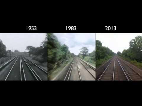 A 60 Year Train Ride!