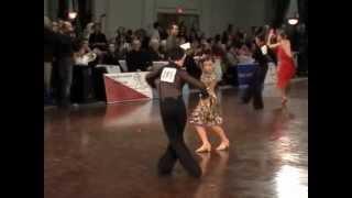 Nir & Alisa dance jive