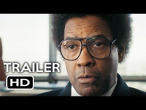 , title : 'Roman J Israel, Esq.  Official Trailer #1 (2017) Denzel Washington, Colin Farrell Drama Movie HD'