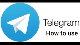 How to install and use Telegram