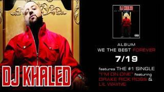 "DJ Khaled - ""CAN'T STOP"" Official ft. T-Pain & Birdman"