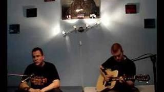 And Then - Depeche Mode Acoustic Cover by Johny and Okocim
