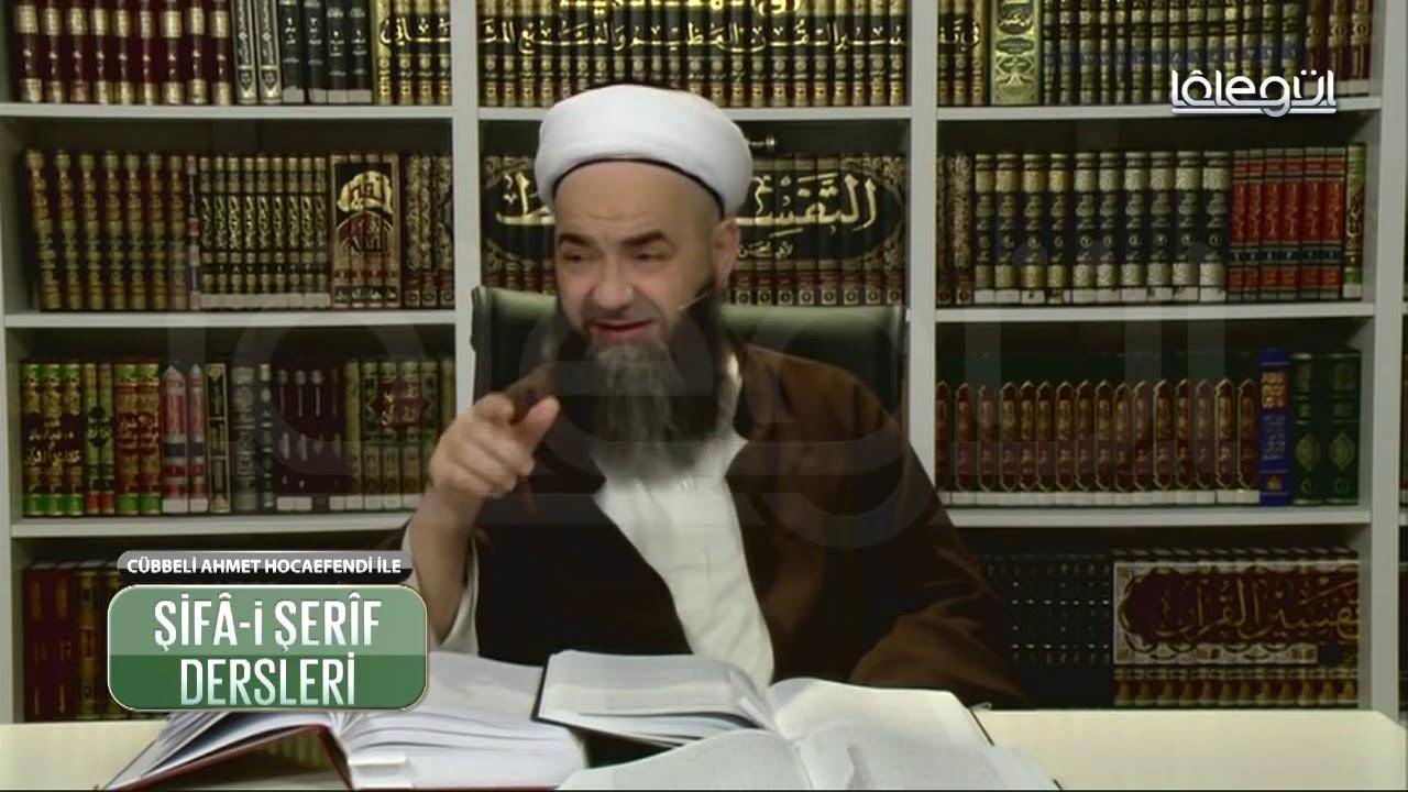 Şifâ-i Şerîf Dersleri 8. Bölüm