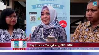 #SmartCity Sosialisasi Petani Go Online di Pakem, Sleman