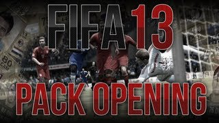 Fifa 13 Ultimate Team  TOTY Pack Opening  Episode 2