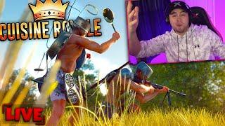 *NEW* CUISINE ROYALE LIVE - Free PS4 Battle Royale!