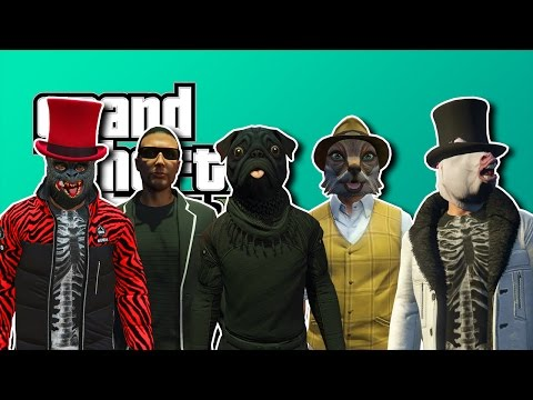 GTA 5 Online Skit Funny Moments - #TheSquad Tribute - The Great Return! (GTA 5 Skit Funny Moments)