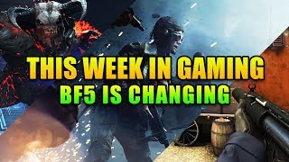 Battlefield V is Changing - This Week in Gaming | FPS News