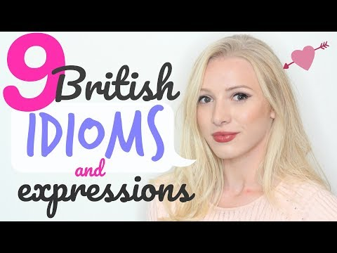 9 English Idioms With Explanations and Examples