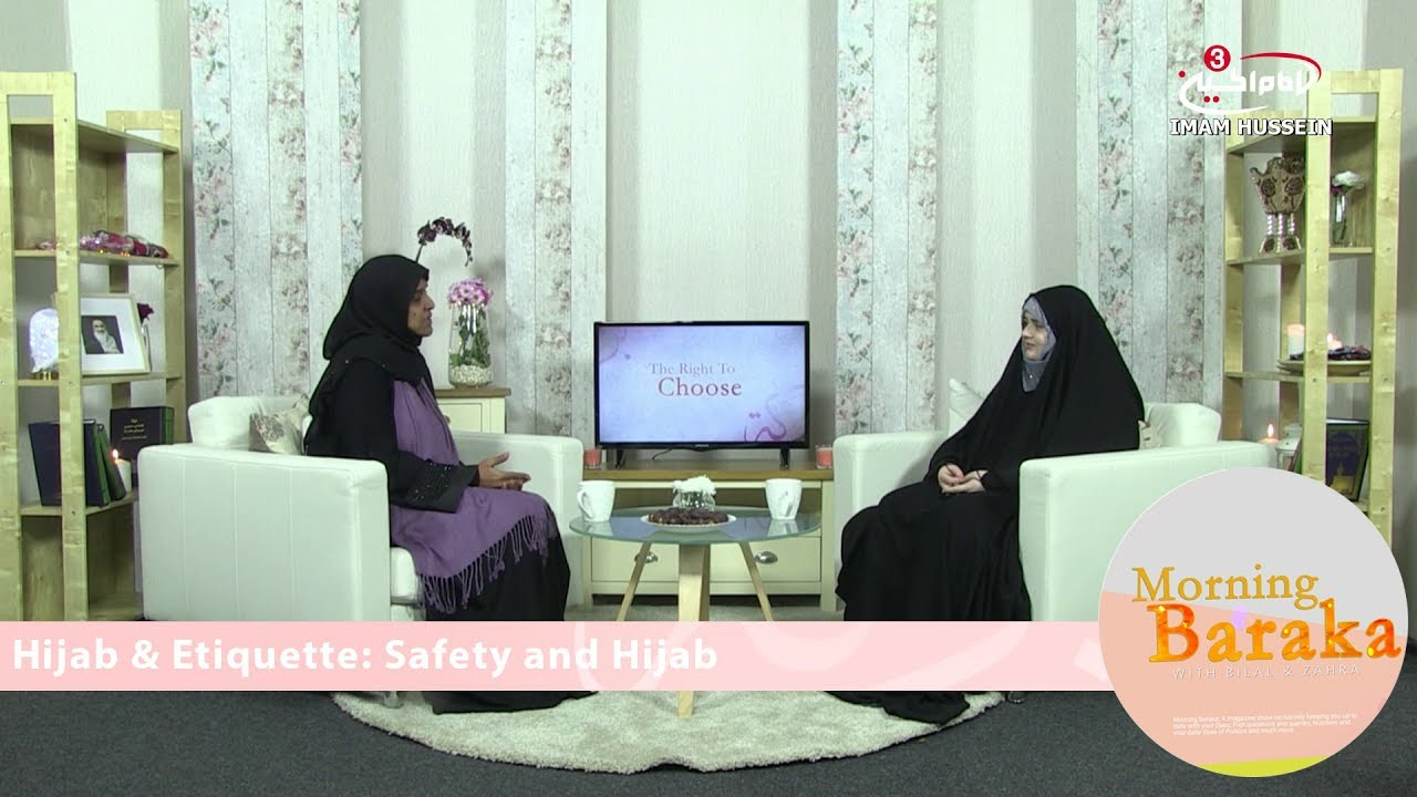 Safety and Hijab | Episode 3
