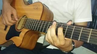 NỤ HỒNG MONG MANH | Guitar Cover - Sái